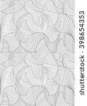 abstract seamless geometrical... | Shutterstock . vector #398654353