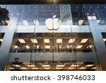 hong kong  china   november 22  ... | Shutterstock . vector #398746033