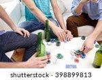 leisure  games  friendship ... | Shutterstock . vector #398899813