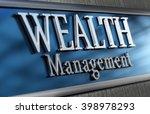 3d illustration of a wealth... | Shutterstock . vector #398978293