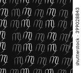 seamless  pattern of zodiac... | Shutterstock .eps vector #399028843
