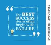 inspirational motivational... | Shutterstock .eps vector #399048463