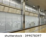 glass wall | Shutterstock . vector #399078397