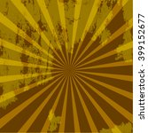 grunge background with stripe...   Shutterstock .eps vector #399152677