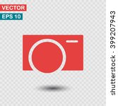 camera icon. one of set web...