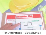 Evacuation Plan For A Work Site