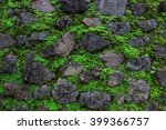 Texture Of Stone Wall With...