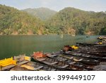 Boating At Sattal  Uttarakhand