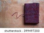 ganesh diary. | Shutterstock . vector #399497203