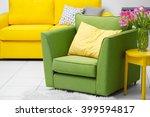 vivid living room