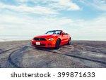 bonneville  utah  usa june 4 ... | Shutterstock . vector #399871633