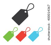 blank tag labels | Shutterstock .eps vector #400014367