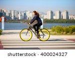 seoul  korea   april 24  2015 ... | Shutterstock . vector #400024327
