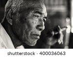 taunggyi   myanmar   november... | Shutterstock . vector #400036063