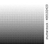 black halftone pattern. vector...