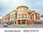 Small photo of Scenery of the Down Town of Napa, California