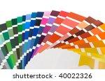 samples cmyk for colour