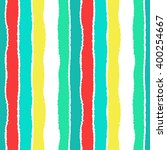 striped seamless pattern.... | Shutterstock .eps vector #400254667