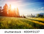 fantastic day with fresh... | Shutterstock . vector #400493137