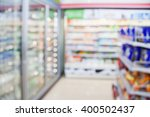 convenience store refrigerator... | Shutterstock . vector #400502437