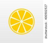 Lemon Icon  Lemon Icon Eps10 ...