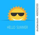 Hello Summer. Hello Summer...