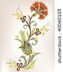 vector vintage design | Shutterstock .eps vector #40060105