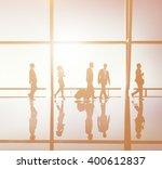 corporate business... | Shutterstock . vector #400612837