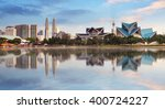 kuala lumpur  malaysia skyline.   Shutterstock . vector #400724227