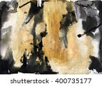 stylish gold background  | Shutterstock . vector #400735177