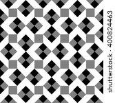 seamless geometric pattern.... | Shutterstock .eps vector #400824463