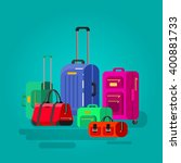 Travel Bags In Various Colors....