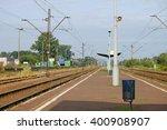 Communist Era Train Station  ...