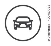 car icon. car icon vector. car...