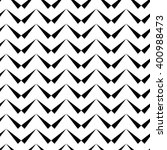 seamless black and white vector ... | Shutterstock .eps vector #400988473