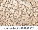 cracked earth background | Shutterstock . vector #401092993