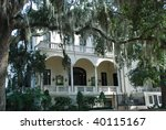 Historic Home Front Porch In...