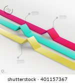 cool info chart base for your... | Shutterstock .eps vector #401157367