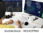 php programming html coding... | Shutterstock . vector #401429983