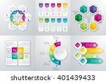 vector illustration set... | Shutterstock .eps vector #401439433