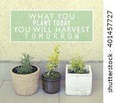 inspirational motivational...   Shutterstock . vector #401457727