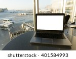 Blank Screen Laptop Computer A...