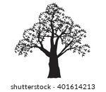 tree illustration | Shutterstock .eps vector #401614213
