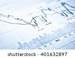showing business and financial... | Shutterstock . vector #401632897
