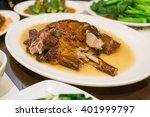 Famous Hong Kong Roasted Goose