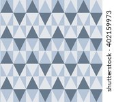 seamless geometric backgrounds... | Shutterstock .eps vector #402159973