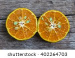 orange | Shutterstock . vector #402264703