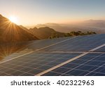 power plant using renewable... | Shutterstock . vector #402322963