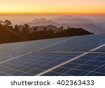 power plant using renewable... | Shutterstock . vector #402363433