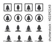 park icon set | Shutterstock .eps vector #402392143